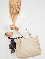 Free People Ocean Drive Vegan Tote