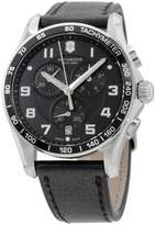 Victorinox Chrono Classic 241651 Stainless Steel Quartz 45mm Mens Watch
