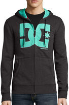 DC Co. Core T Star Long-Sleeve Front-Zip Hoodie