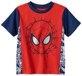 Toddler Boy Marvel Spiderman Tee