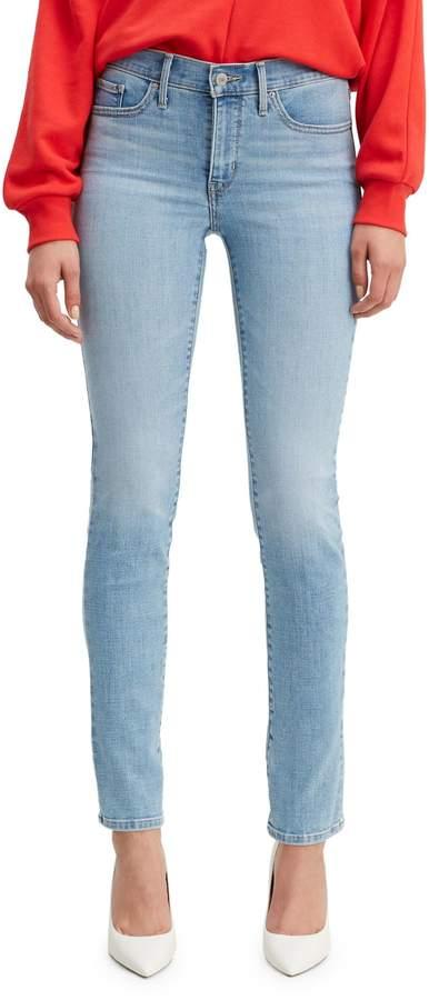 Levi's 312 Slim-Leg Oahu Lights Jeans