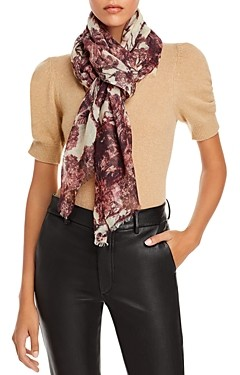 Fraas Tree Toile Wrap Scarf - 100% Exclusive