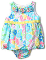Lilly Pulitzer Britta Baby Bubble Dress (Infant)