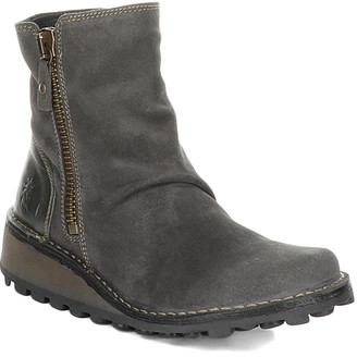 Fly London Women's Casual boots 008 - Diesel Mong Ankle Boot - Women