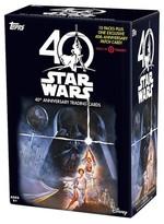 Star Wars 2017 40th Anniversary Trading Cards Full Box