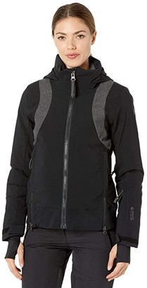 Spyder Incite GTX Infinium Jacket (Black) Women's Coat
