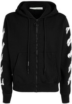 Off-White Airport Tape Logo Hoodie