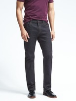 Banana Republic Straight Dark Rinse Jean