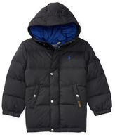 Ralph Lauren Boys 2-7 Elmwood Down Jacket