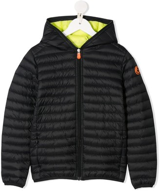 Save The Duck Kids Gigax padded jacket