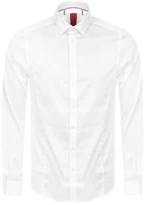 Luke 1977 Butchers Pencil 2 Shirt White