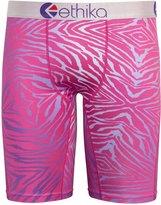Ethika Men's Pink Panther Boxer Brief Underwear Pink 2XL