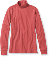 L.L. Bean Women's Bean's Interlock Turtleneck