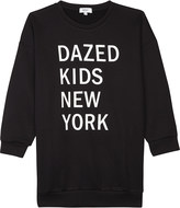 DKNY Dazed Kids New York print jumper dress 6-16 years