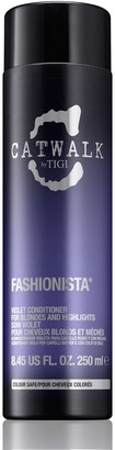 Catwalk Fashionista Violet Purple Conditioner For Blonde Hair 250Ml