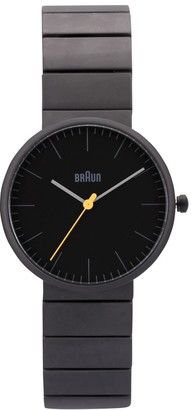 Braun 66559 Unisex Analogue Quartz Watch Ceramic BN0171BKBKG