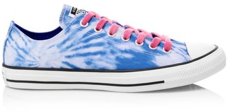 Converse Twisted Vacation Chunk Taylor Low-Top Sneakers