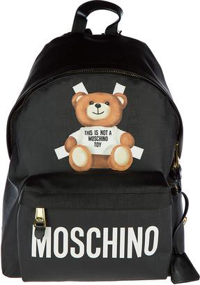 Moschino Roman Teddy Bear Backpack