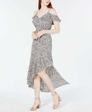 BCX Juniors' Ruffle Maxi Dress