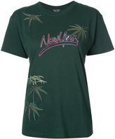 Creatures of the Wind embroidered T-shirt - unisex - Cotton - S