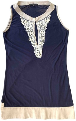T-Bags LosAngeles T Bags Navy Top for Women