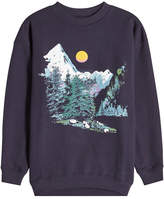 See by Chloe Printed Cotton Sweatshirt