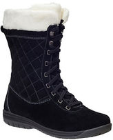 Helly Hansen Women's Eir 4 Faux Fur-Lined Suede Boots