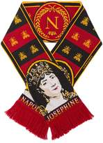 Y/Project Y / Project Napoleon football scarf