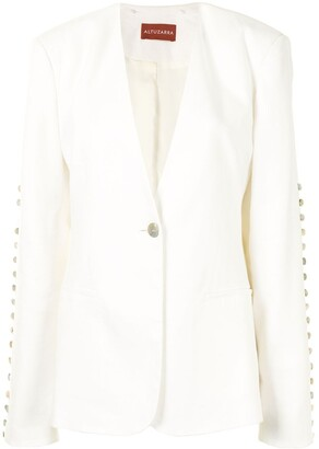 Altuzarra Fern single-breasted blazer