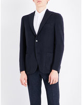 Boglioli Tailored-fit wool jacket