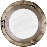 Houseology Authentic Models Cabin Porthole Mirror Small
