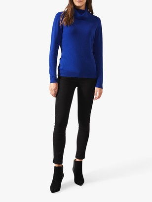 Phase Eight Reni Roll Neck Knit Top