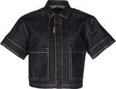DSQUARED2 Denim outerwear - Item 42532608