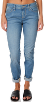 Lee Bumster Skinny Womens Jean Blue