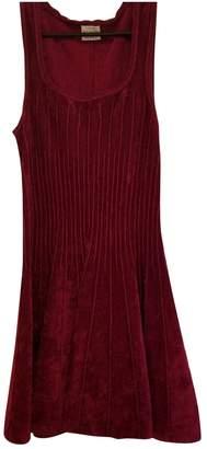 Ronny Kobo Burgundy Dress for Women