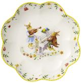 Villeroy & Boch Spring Fantasy Bunny Duet Medium Porcelain Bowl