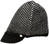 Calvin Klein Graphic Honeycomb Cable Cabbie Caps