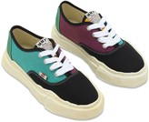 Thumbnail for your product : Miharayasuhiro Original Sole Overdyed Lowcut Sneakers