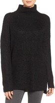 Trouve Women's Rib Knit Sweater