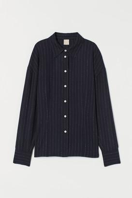 H&M Wool-blend shirt