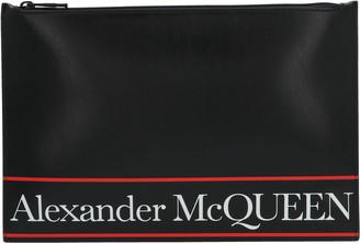 Alexander McQueen flat Bag