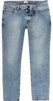 River Island Light Blue Wash Dylan Slim Fit Jeans