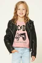 Forever 21 FOREVER 21+ Girls ACDC Tank Top (Kids)