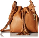 Fossil Claire Small Drawstring-Saddle