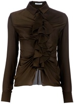 Givenchy Ruffle blouse