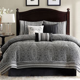 JCPenney Madison Park Denton 7-pc. Jacquard Comforter Set