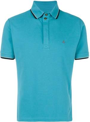 Vivienne Westwood classic overlock polo shirt