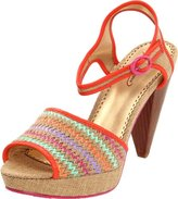 Poetic Licence Women's Giggly Ankle-Strap Sandal