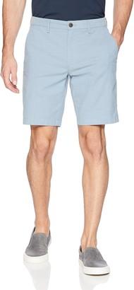 "Goodthreads Amazon Brand Men's Slim-Fit 9"" Inseam Lightweight Comfort Stretch Oxford Shorts"