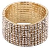 Nina Women's Crystal Stretch Crystal Bracelet